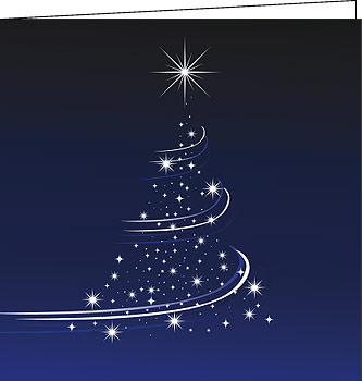 weihnachtskarten moderner christbaum vert. Black Bedroom Furniture Sets. Home Design Ideas