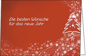 "Weihnachtskarte ""The Christmasmoments"""